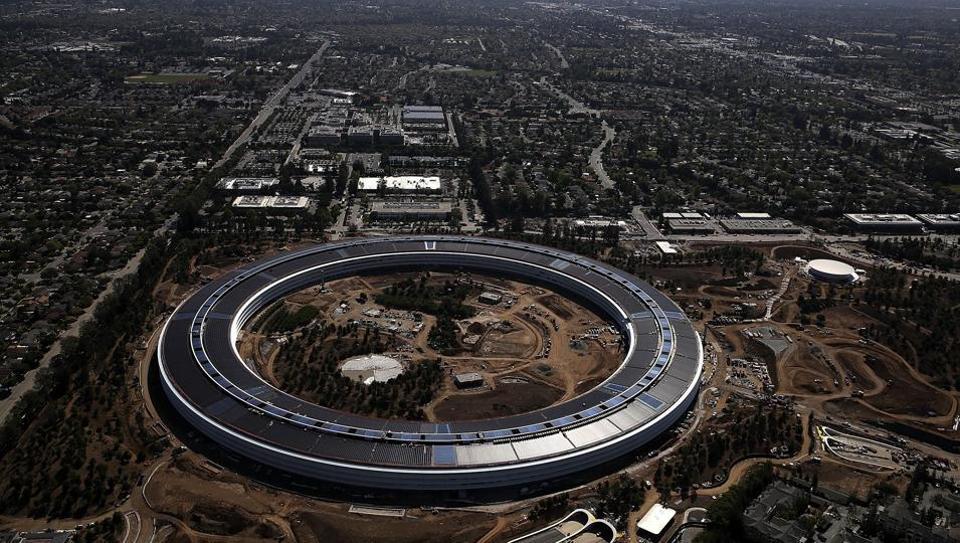 Apple Park,Apple,Steve Jobs