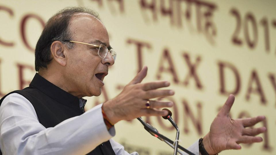 If consensus eludes, will go ahead with electoral bonds says Arun Jaitley