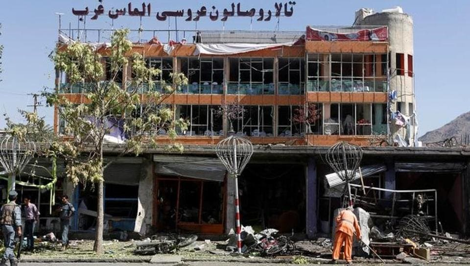 At least 35 people were killed when the Taliban attacked a hospital in central Ghor province over the weekend
