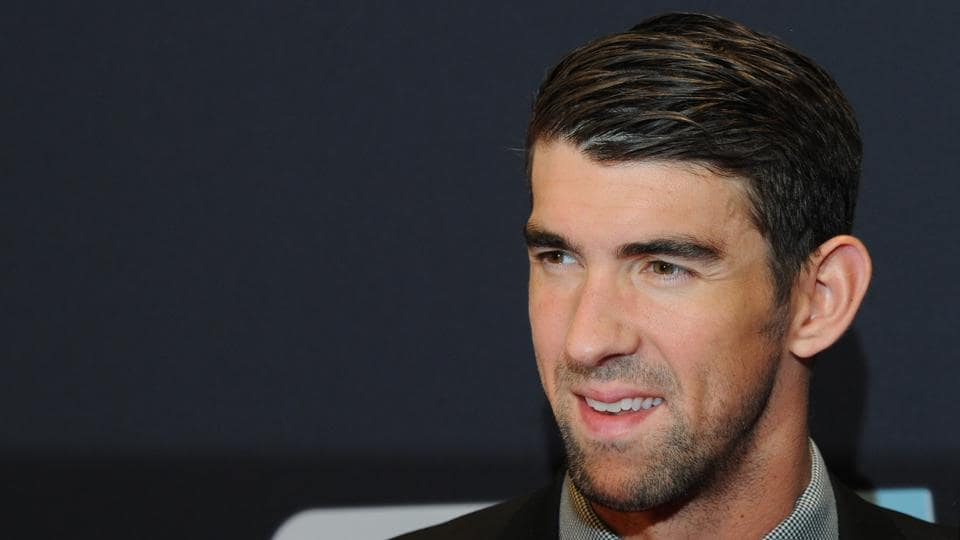 "Michael Phelps lost a ""race"" against a great white shark in a swim-off in South Africa."