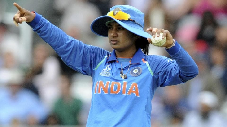 ICC Women's World Cup,Women's World Cup 2017,Mithali Raj