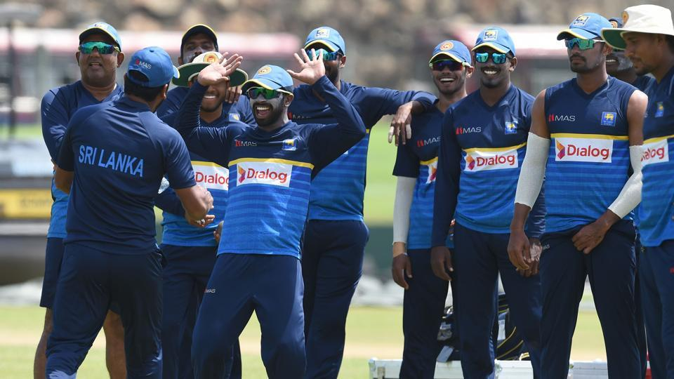 Sri Lanka are currently a team under transition and are looking forward to face world No. 1 India at home. (AFP)