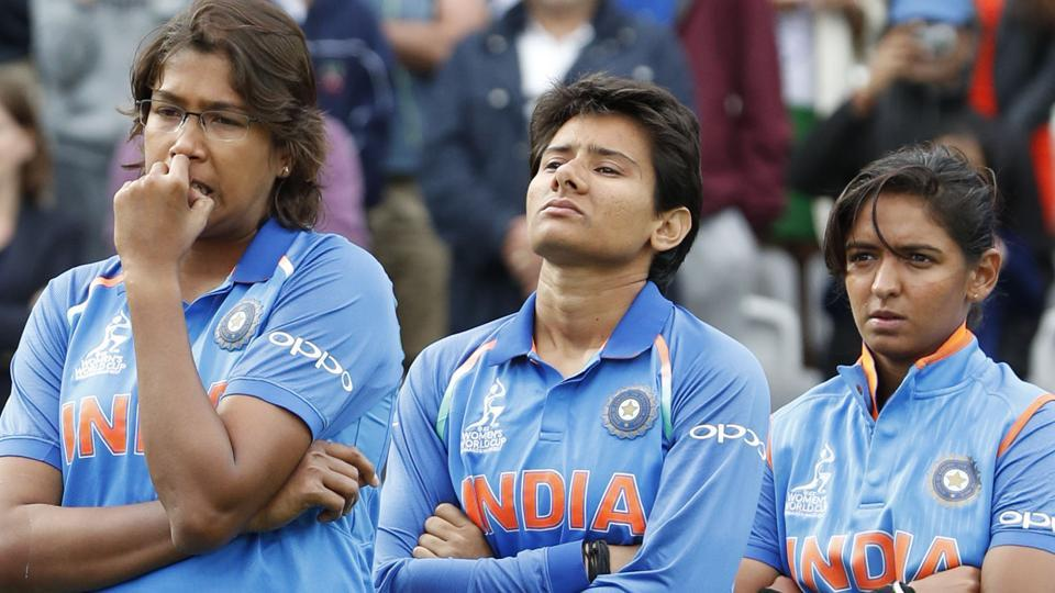 Women's Cricket World Cup,Jhulan Goswami,India vs England