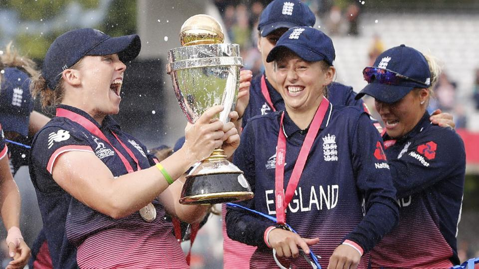 Women's Cricket World Cup,Indian women's cricket team,Heather Knight