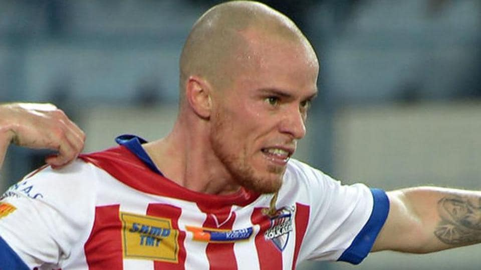 Iain Hume played for Kerala Blasters in the first season of Indian Super League (ISL) before joining ATK.