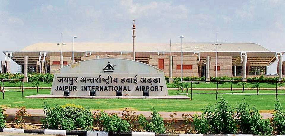 Rajasthan news,Jaipur airport,VIP annex