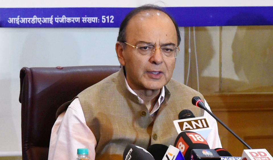 Finance Minister, Arun jaitley will head a panel that will work out the modalities of the sale of government stake in oil refiner HPCL to explorer ONGC.