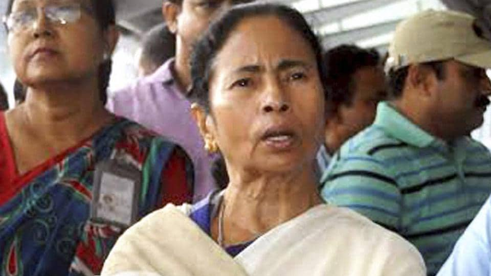 Two suspected Maoists held near Mamata Banerjee's house in Kolkata