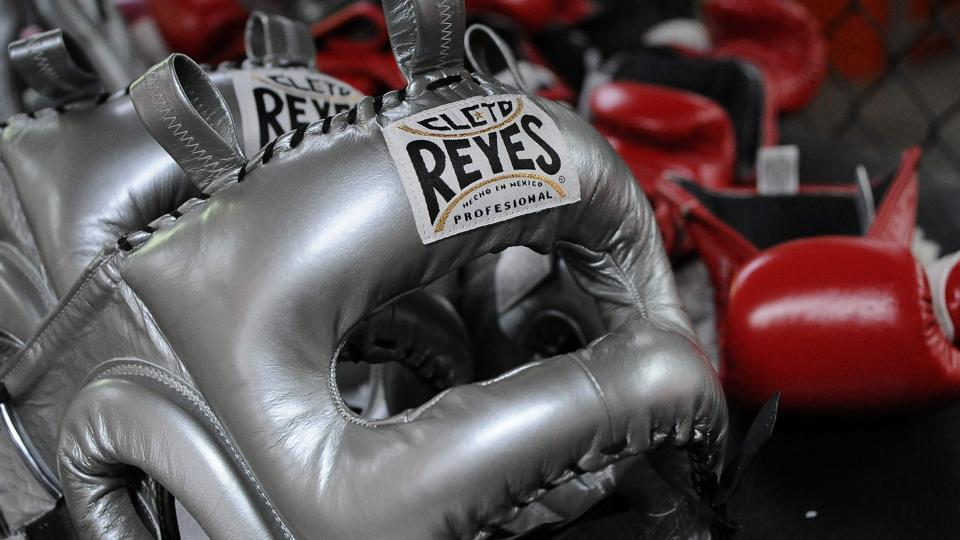 From Muhammad Ali to Rocky Balboa: The Reyes have been handcrafting