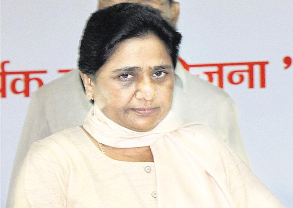 BJP government,Bahujan Samaj Party (BSP) chief Mayawati,Rajya Sabha