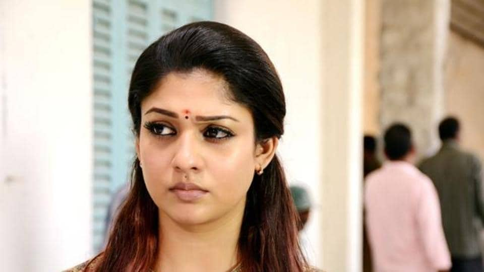 Nayanthara, seen here in a still from Tamil film Anamika.
