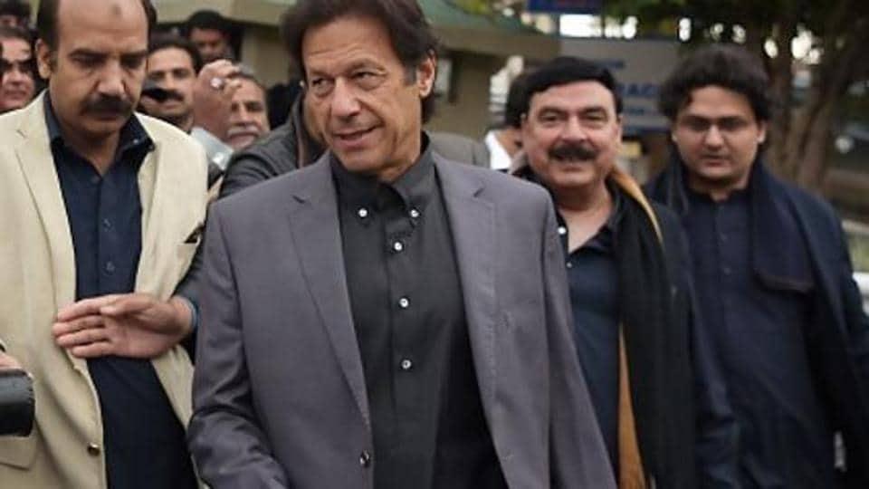 Imran Khan,PML-N,foreign funding