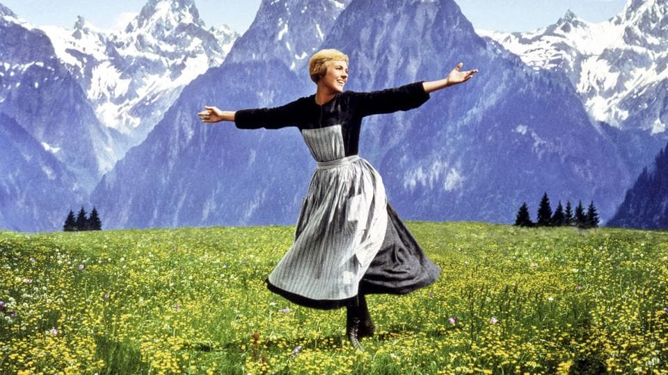 Sound of Music has been an important childhood films for many of us.