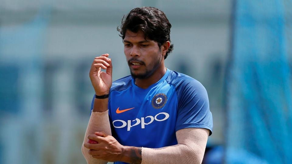 Umesh Yadav improved significantly in the last one year and would hope to carry on the good work against Sri Lanka. (REUTERS)