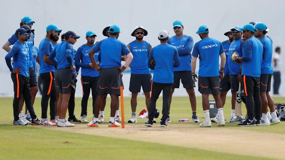 India will play three Tests, five ODIs and one T20I against Sri Lanka. (REUTERS)