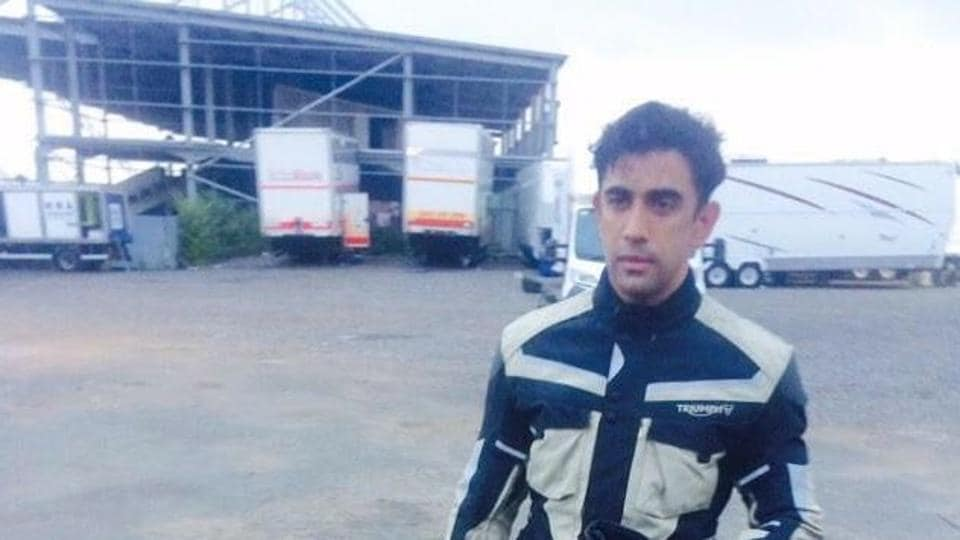 Amit Sadh is currently in London to shoot for Akshay Kumar-starrer Gold.