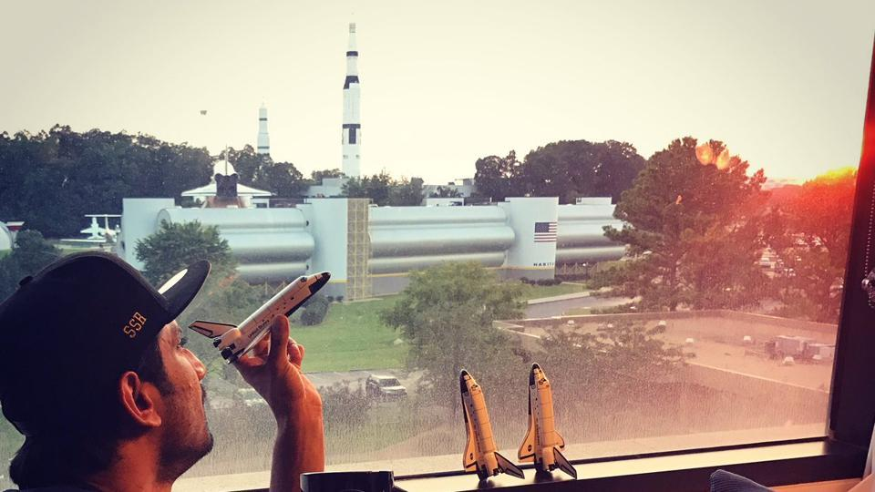 Sushant Singh Rajput,Chanda Mama Door Ke,NASA
