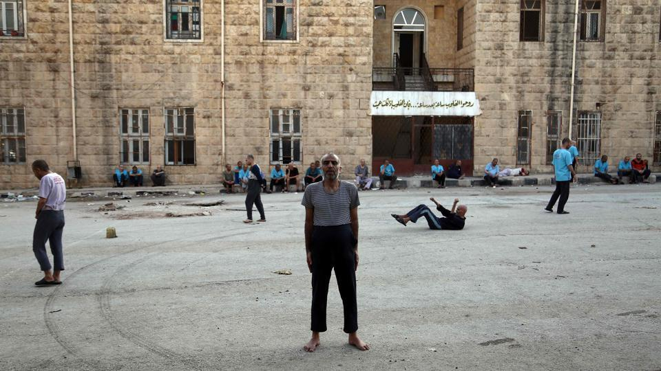 mental health,Syria's only mental health facility,post-traumatic stress disorder