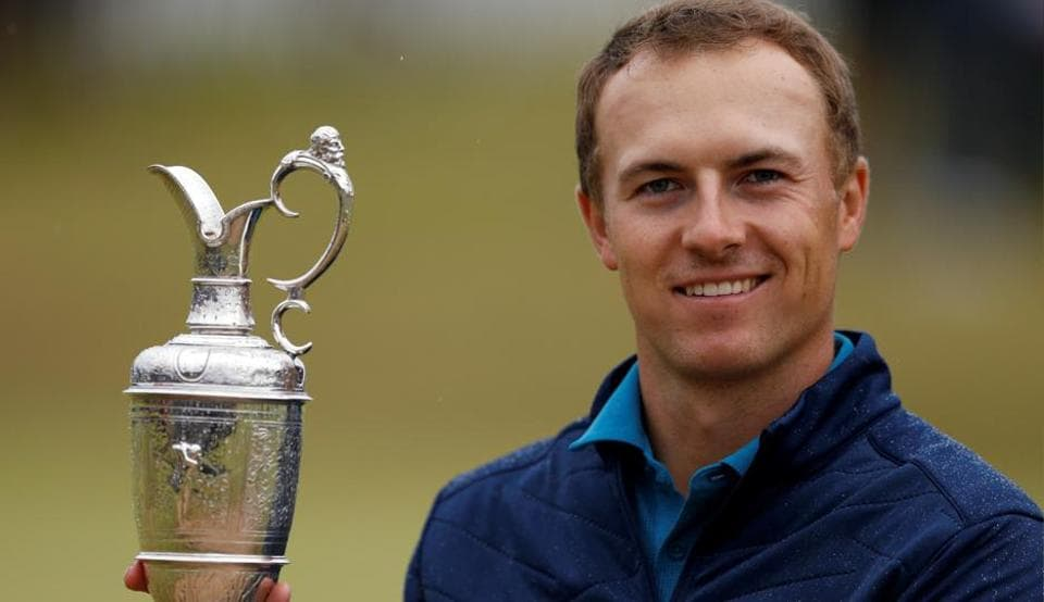 Jordan Spieth,The Open,Golf