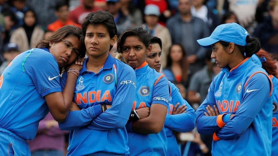 ICC Women's World Cup: Indian cricketers unite families in ...