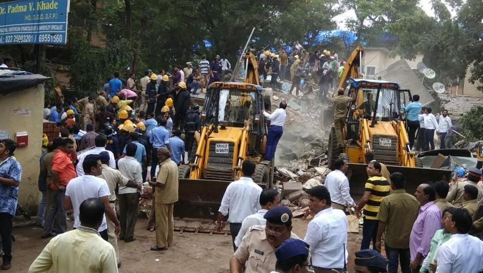 Mumbai news,law colleges,building collapse