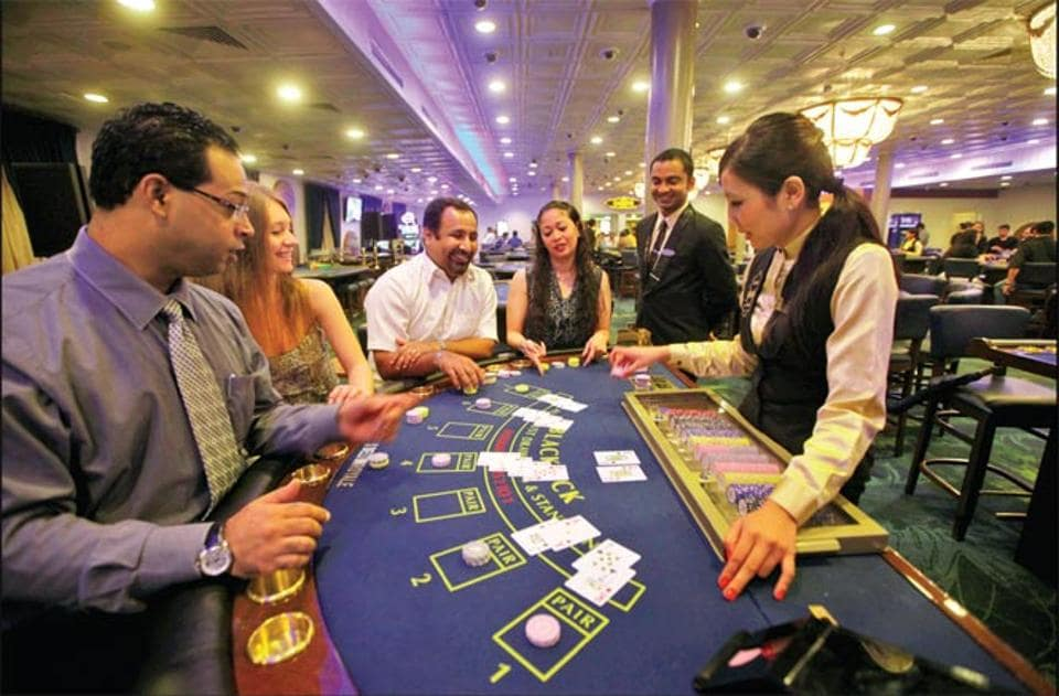 The lobby of Goa's off-shore casinos is one of the biggest cash-cows for a government that is largely dependent on tourism for its revenue