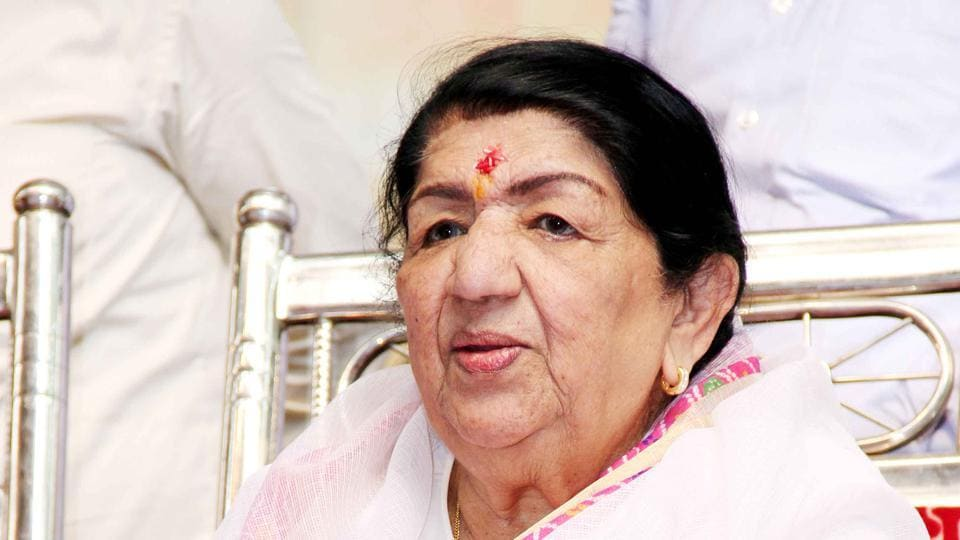Singer Lata Mangeshkar enthralled Indian cinema and its fans, but never saw her voice as being bigger than a film.