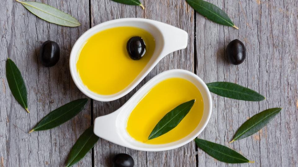 Olive oil is full of mono-unsaturated fats, which have fat burning properties.