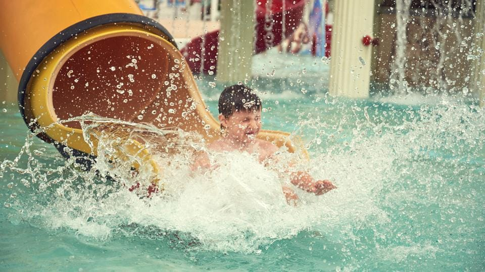 Water parks make for the perfect summer vacation destinations.