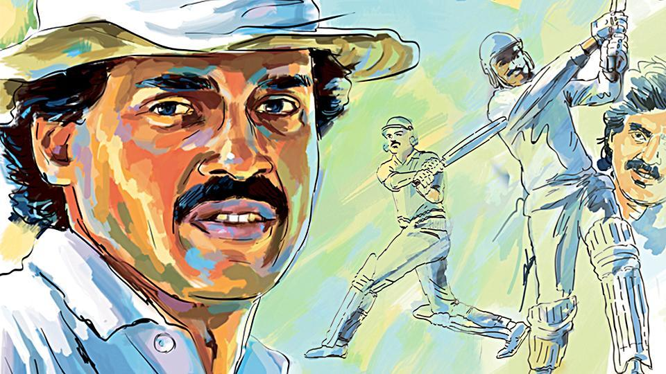 Dilip Vengsarkar, former India captain, is the only visiting batsman to score three centuries at The Lord's.