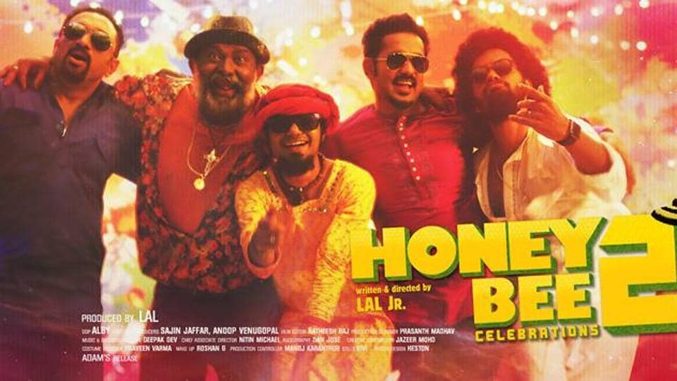 Honey Bee 2,Malayalam director Jean Paul Lal,Sreenath Bhasi