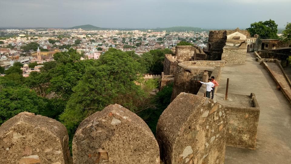 Missing out twice in the smart city race, it was third time lucky for Jhansi when it figured in the third list of cities.