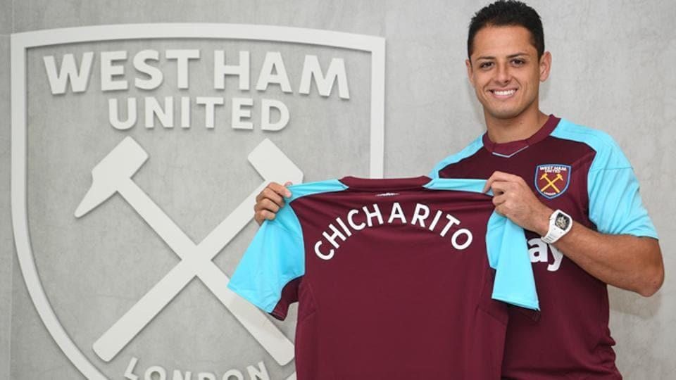West Ham United,Javier Hernandez,Marko Arnautovic