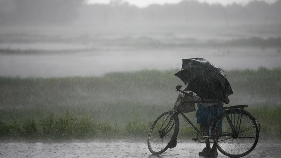 For the new study, detailed in the journal Nature Climate Change, the team tracked India's average daily monsoon rainfall from 1950 to the present day.