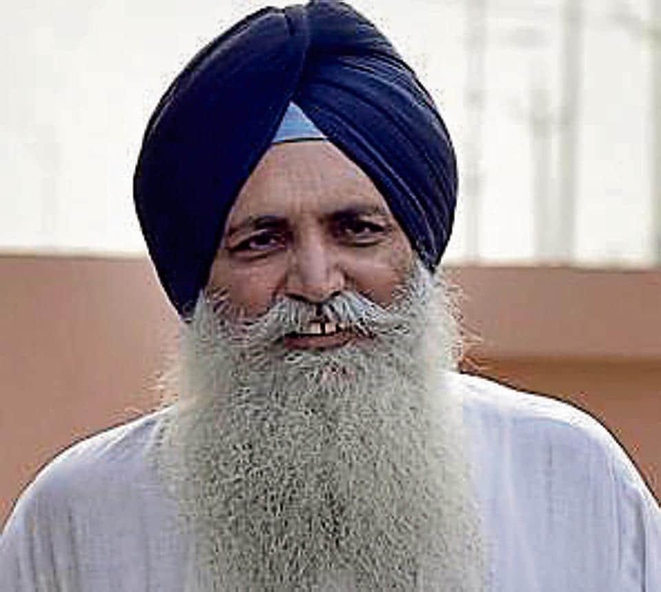 Akali leader,former Khemkaran MLA,Virsa Singh Valtoha
