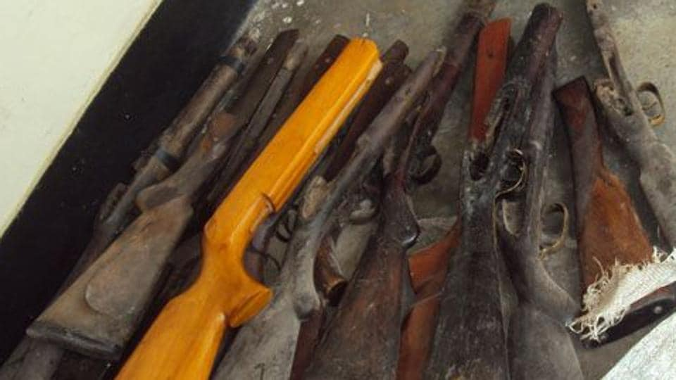 The involvement of the accused in illegal selling of 19 arms has emerged during investigation.