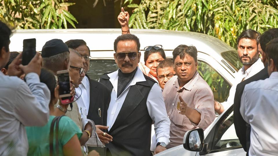 Subrata Roy was in prison for two years after his company Sahara refused to comply with court orders to refund Rs 24,000 crore to investors.