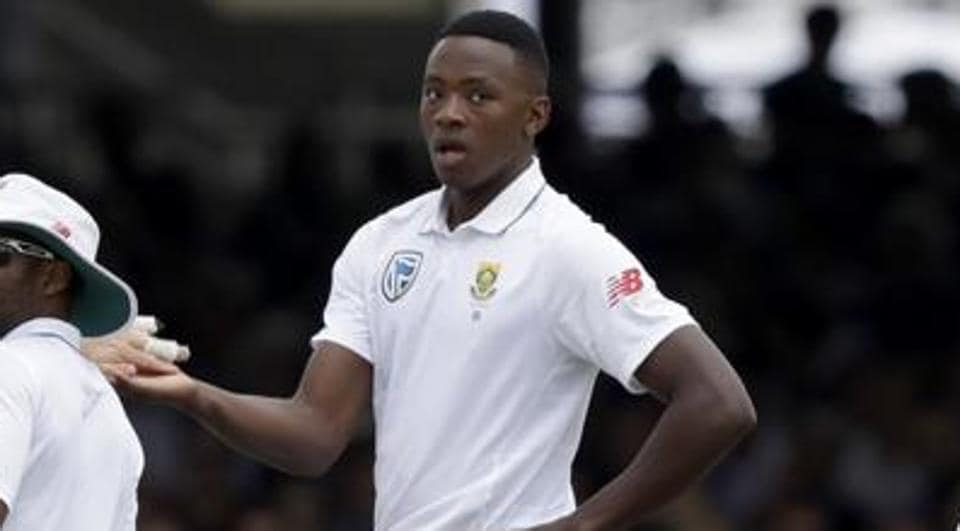 Kagiso Rabada,South Africa national cricket team,England cricket team