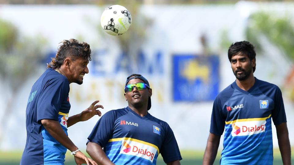 Sri Lanka are a team in transition and will hope to surprise India. (AFP)