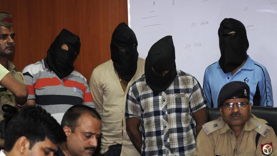 Of the four arrested, three own mobile phone shops in Delhi. They provided the stolen parts to owners of cell phone shops and those running phone repair shops in the same city, police said.