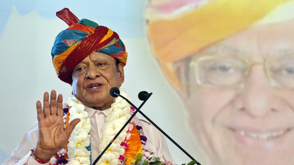 Former Gujarat chief minister Shankarsinh Vaghela quit Congress, just after claiming that he had been thrown out of the party on July 21, 2017.