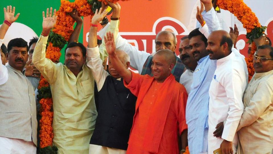 Uttar Pradesh,BJP,Yogi Adityanath
