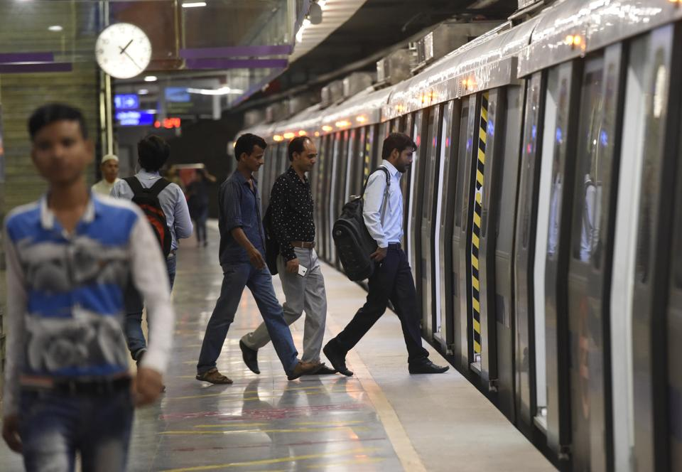 The city already has one metro project operational—Versova-Andheri-Ghatkopar)