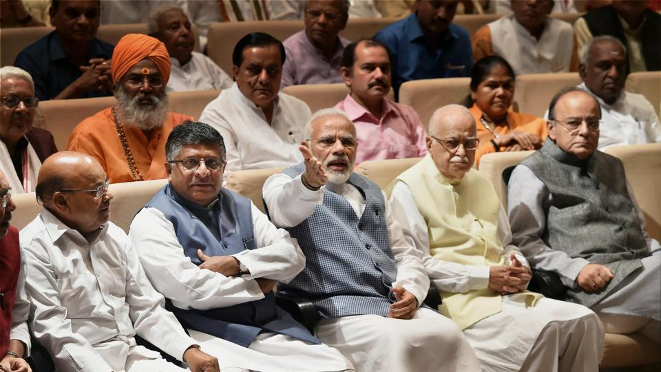 Image result for Modi displeased over BJP members' absence from houses