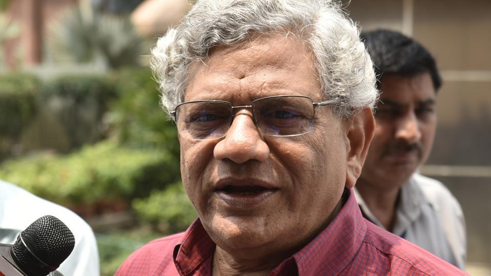 Sitaram Yechury,CPI(M),West Bengal