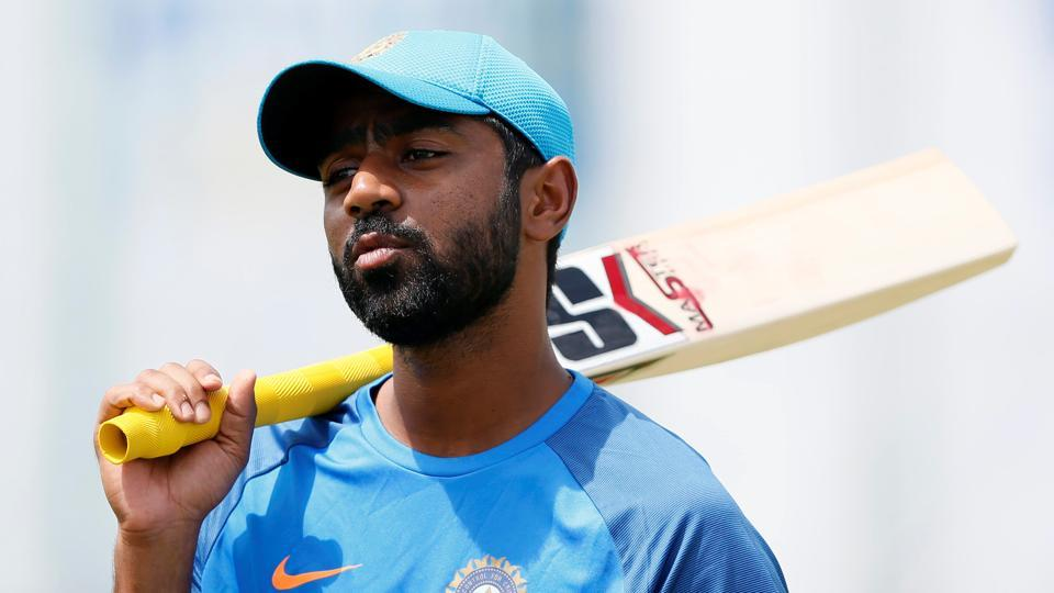 Abhinav Mukund will open for India in KL Rahul's absence. (REUTERS)
