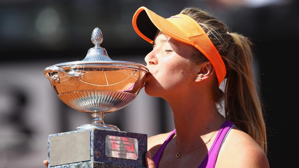 India last hosted a WTAevent in 2012 and in the Royal Indian Open, Elina Svitolina won the title by defeating Japan's Kimiko Date-Krumm.