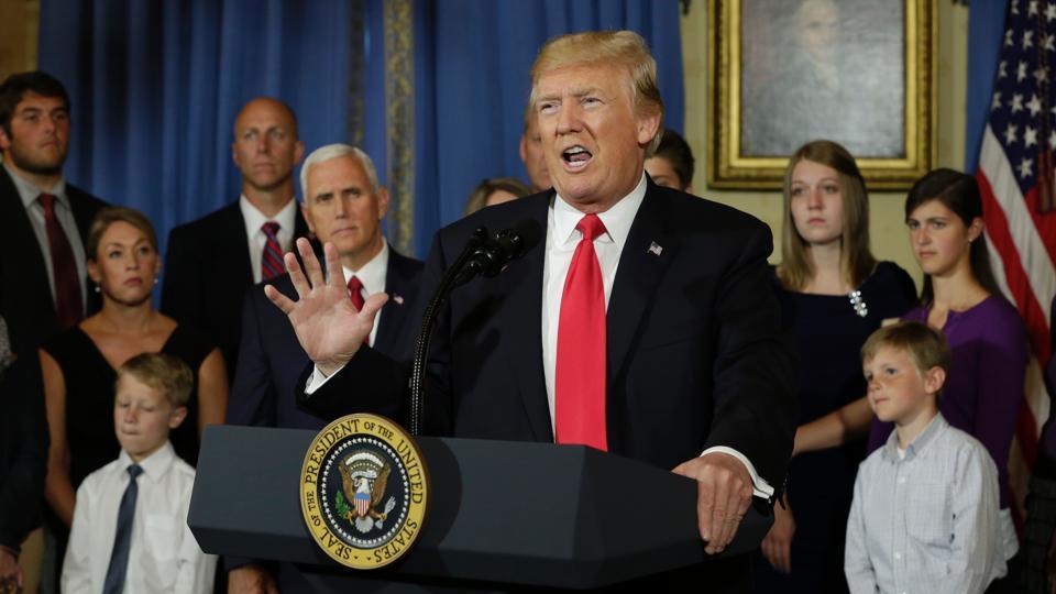 Donald Trump,US President,White House
