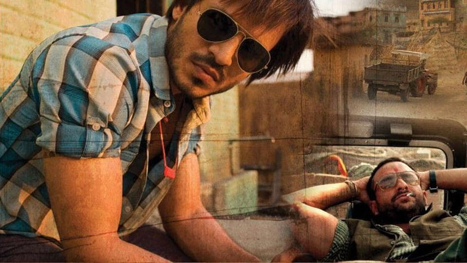 Actor Vivek Oberoi worked with Ajay Devgn for the fifth time in the 2006 film Omkara.