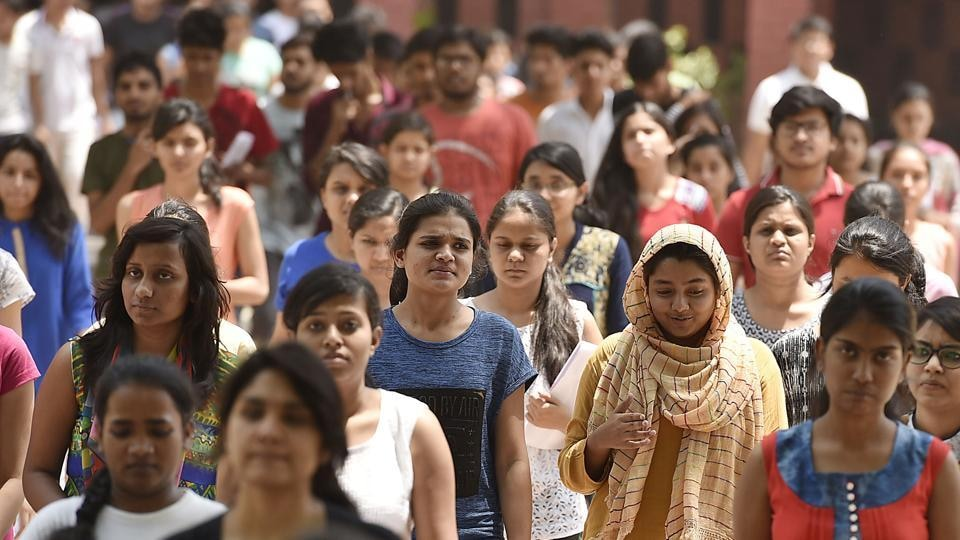 More than 10 lakh students took the NEET 2017-18 exam for admission to medical and dental colleges.
